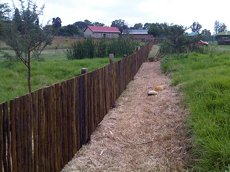 Fencing In Pretoria Electric Fencing Garden Fencing